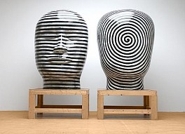 Past Exhibitions: Jun Kaneko Feb  9 - Apr  7, 2012