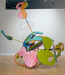 Past Exhibitions: Peter Reginato: Sculpture Jan 10 - Feb 13, 2013