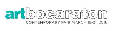 Fair: Art Boca Raton 2016, March 16, 2016 – March 21, 2016