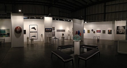 Fair: Art Silicon Valley 2014, October  9, 2014 – October 12, 2014