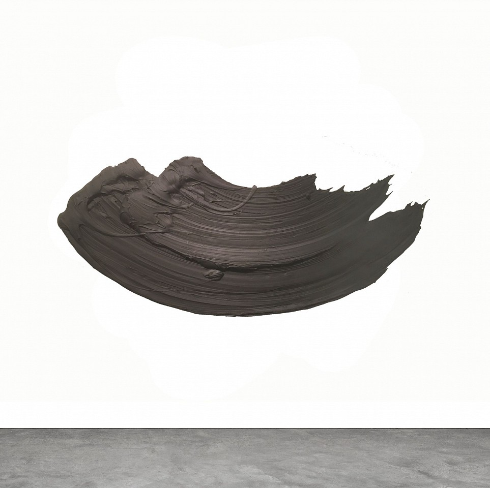 Donald Martiny, Nyulnyul 2016, Pigment and polymer on aluminum