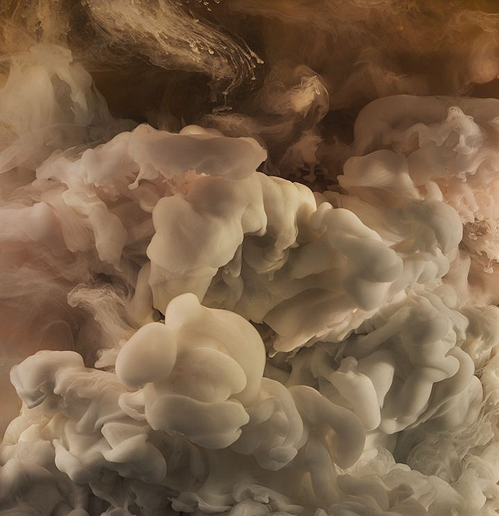 Kim Keever ,   Z Abstract 37169  ,  2018     Diasec mounted photograph ,  28 x 28 inches $4,200    44 x 44 inches $5,400     KEEV00016