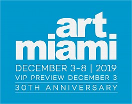 Past Fairs: Art Miami, Dec  3 – Dec  8, 2019